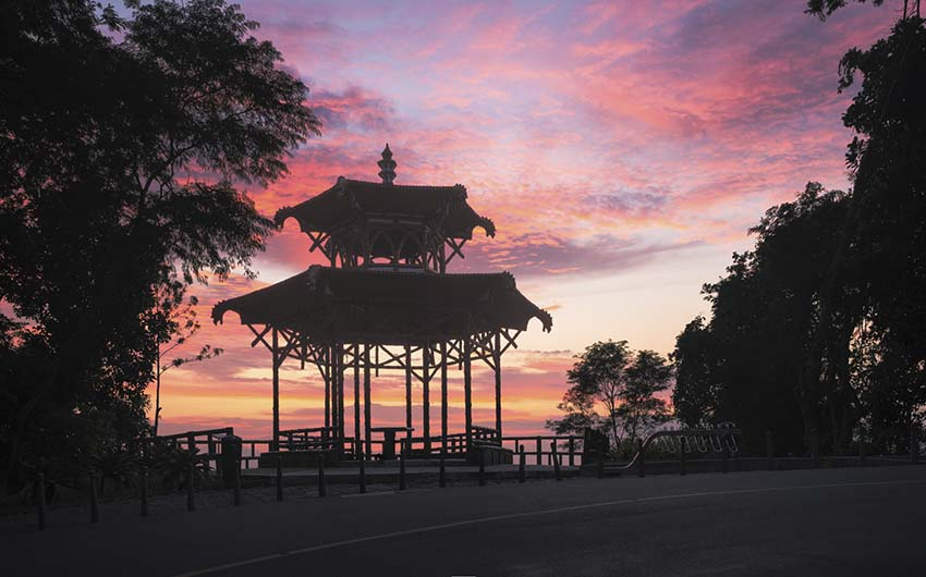 Combiné Vista Chinesa & Ilha da Gigóia