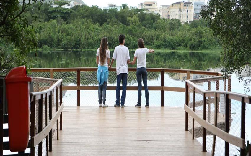 Les parcs municipaux de Rio
