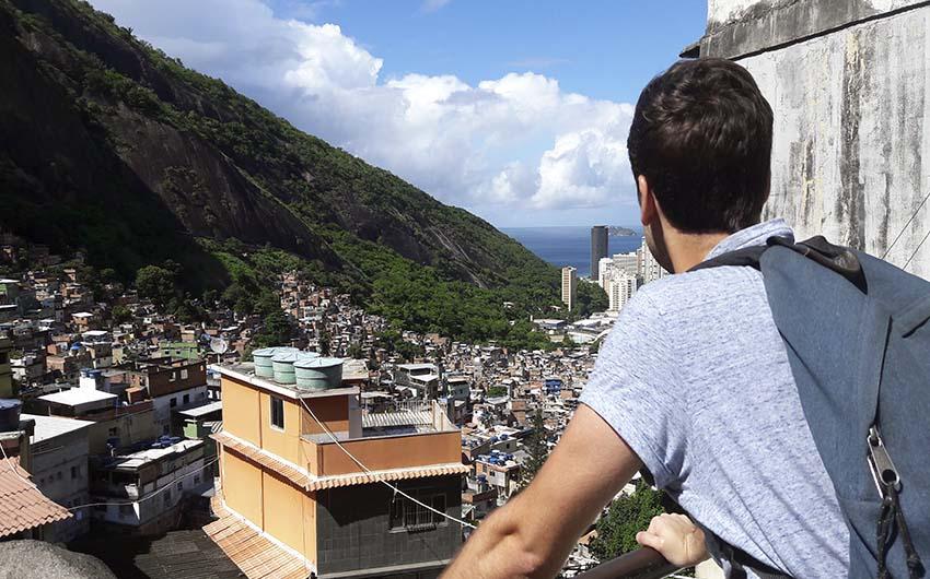 Découvrez la plus grande favela de Rio
