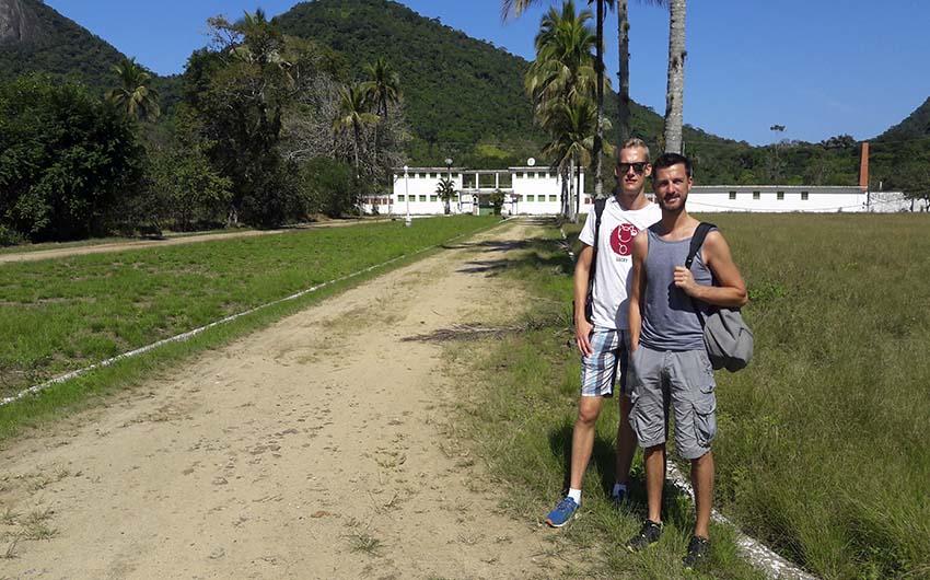 Deux jours à Ilha Grande