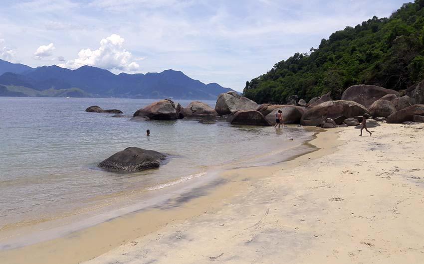 Randonnées Ilha Grande