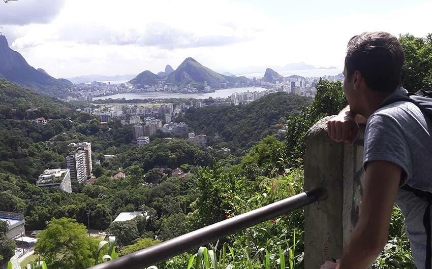 Visite à Rio en toute sécurité