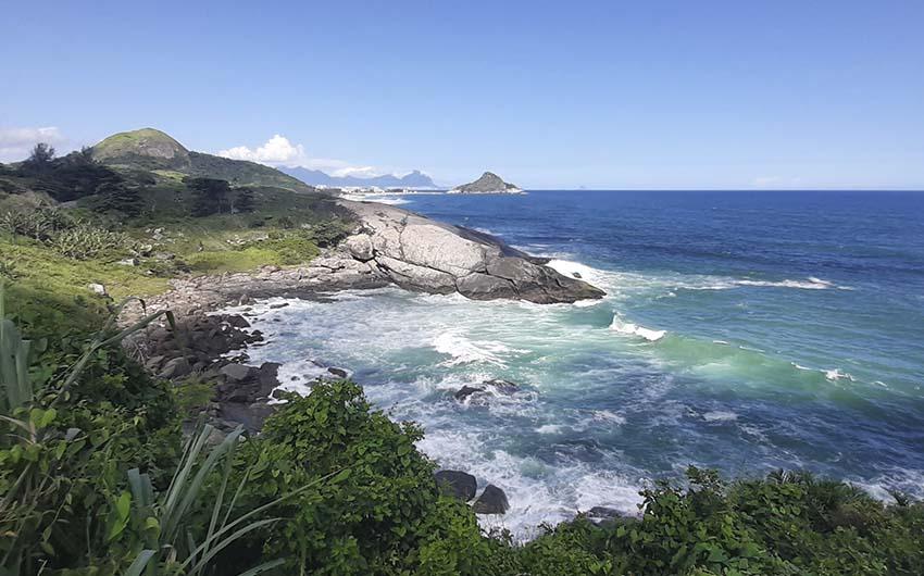 Visites sympas à Rio