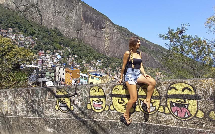 Visit to Favela da Rocinha