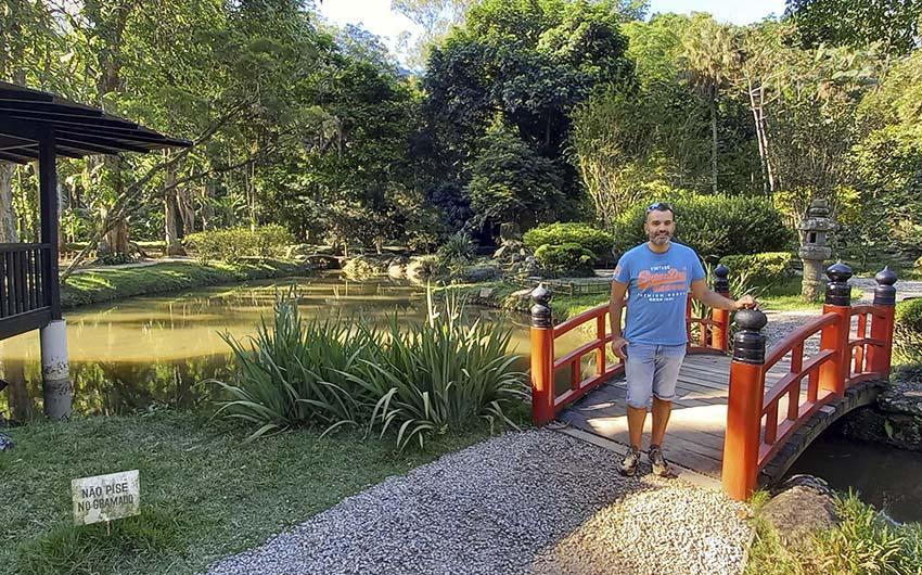 Visite du jardin Botanique Rio