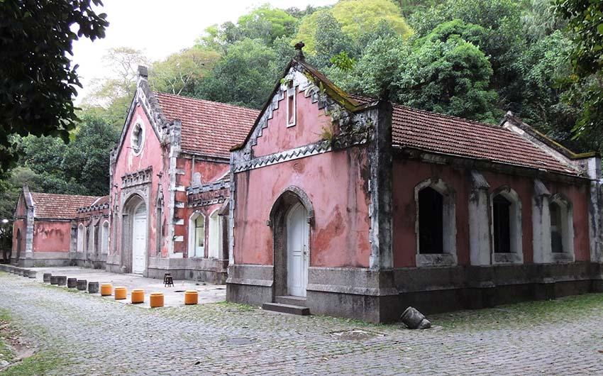 Combiné jardin Botanique Rio + Parque Lage