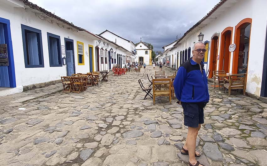 Visit to Paraty