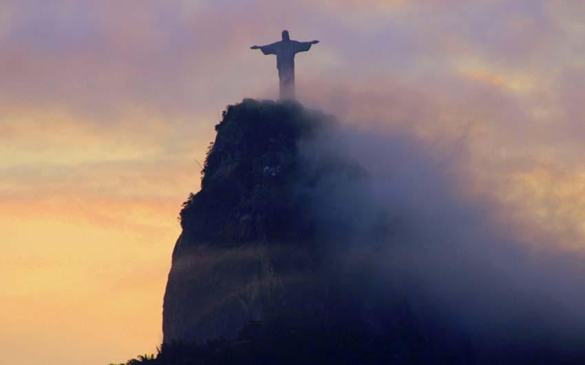Visite du Corcovado