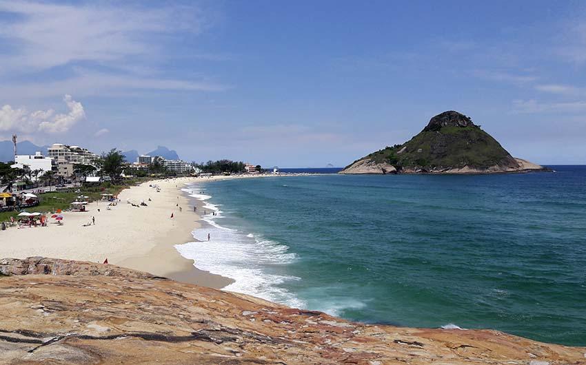 Visite de la ville de Rio de Janeiro avec un guide