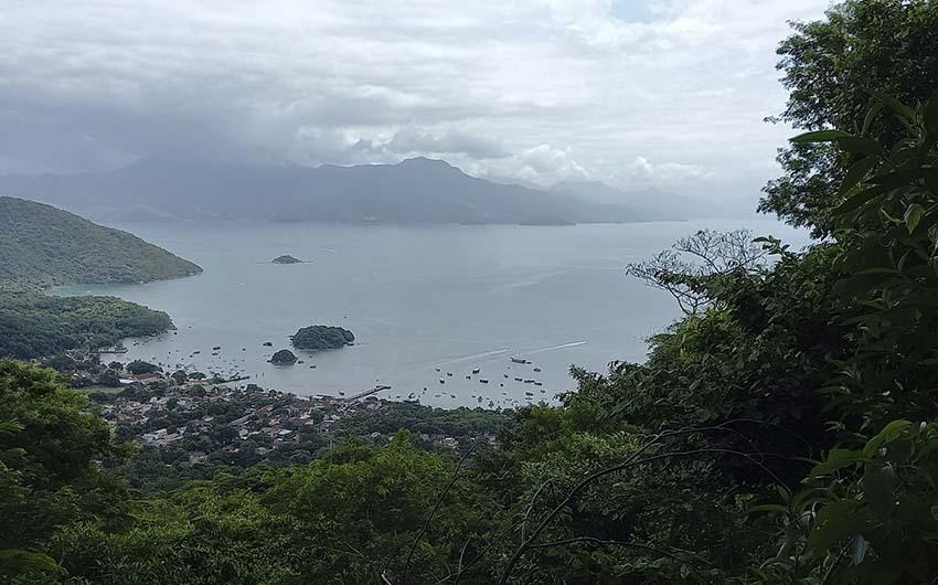 Visite à Ilha Grande