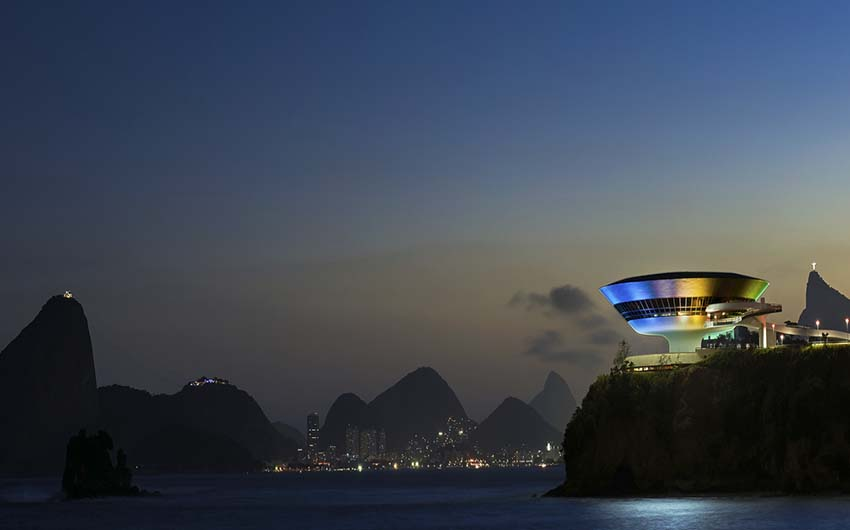 Lieux d'intérêt à Rio de Janeiro
