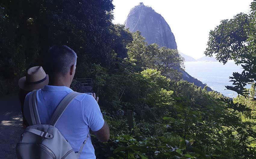 Randonnée Morro da Urca