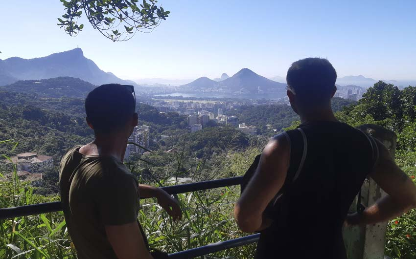 Visite guidée privée avec un guide local francophone à Rio