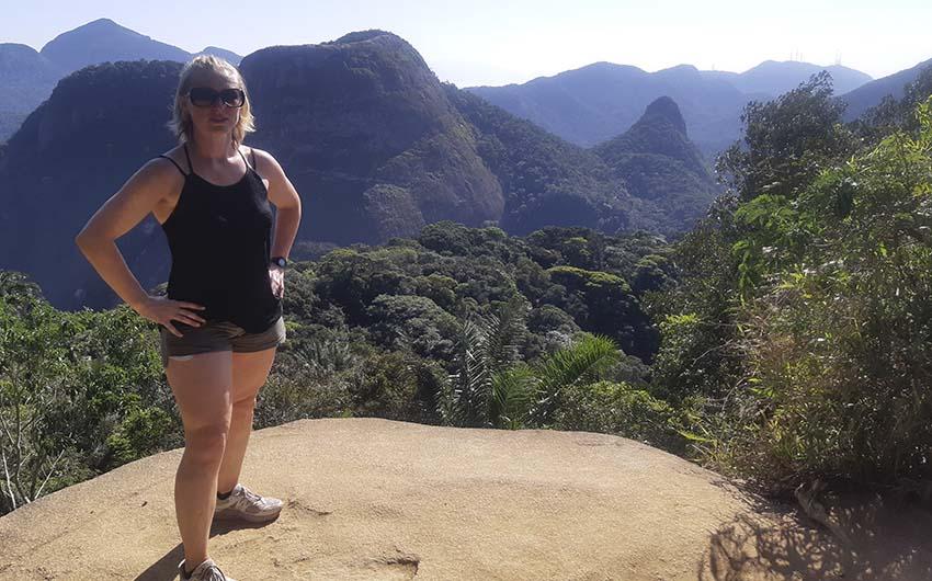 Superbe visite de Rio de Janeiro