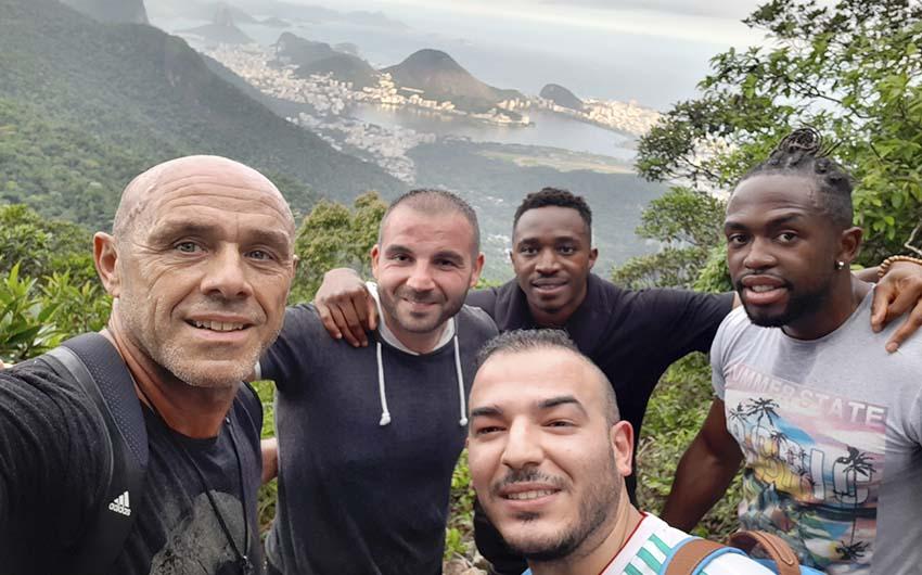 Activités touristiques à Rio de Janeiro