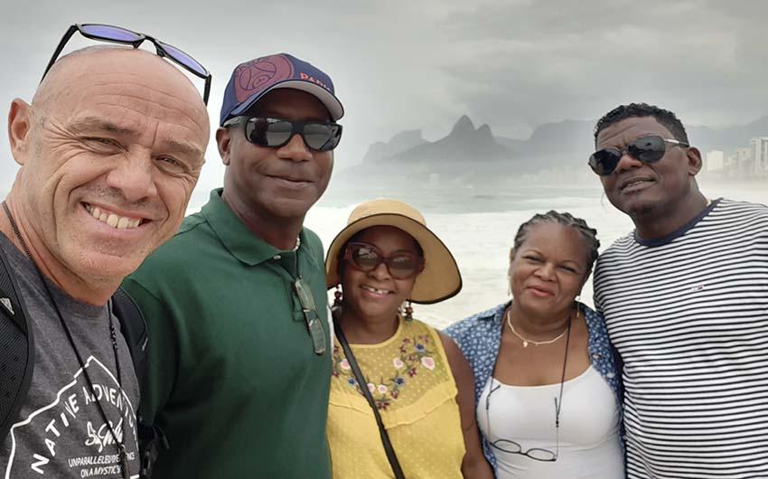 Visite guidée privée à Rio avec un guide local francophone