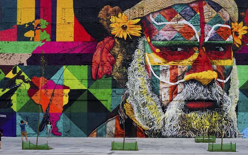 Visite Sambodrome Marquês de Sapucaí & centre de Rio