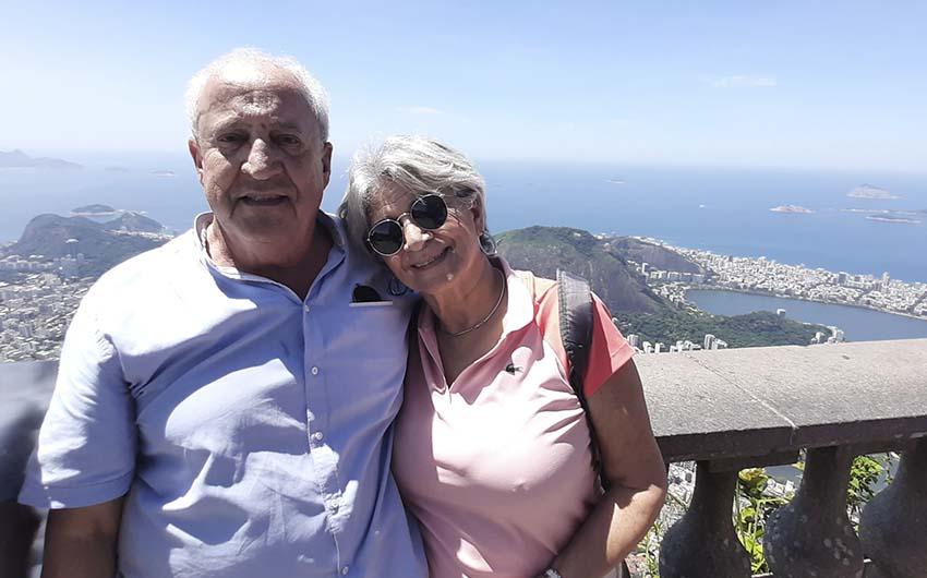 Programme de visite à Rio de Janeiro