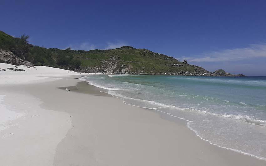 Visite à Cabo Frio & Arraial do Cabo