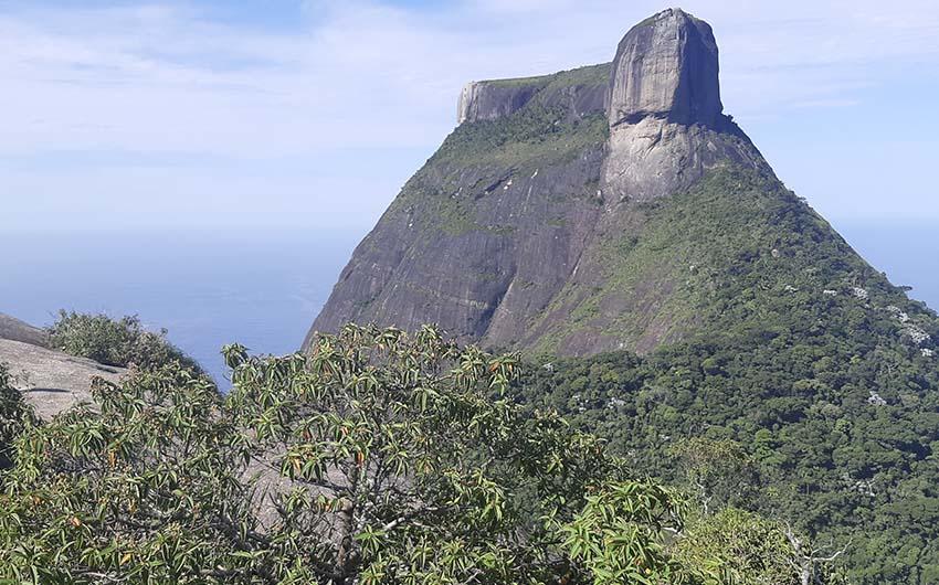 Randonnée Pedra Bonita (Forêt de Tijuca)