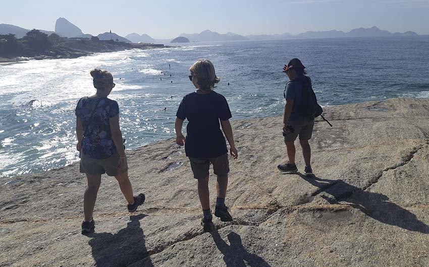 Une journée à Rio de Janeiro