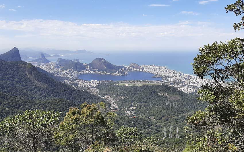 Les plus beaux points de vues à Rio de Janeiro