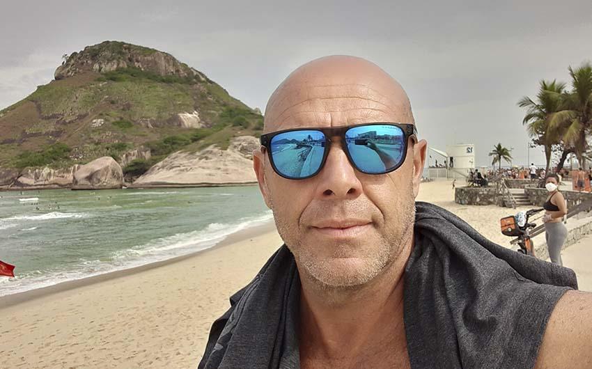 Pascal GESLOT : guide touristique à Rio de Janeiro