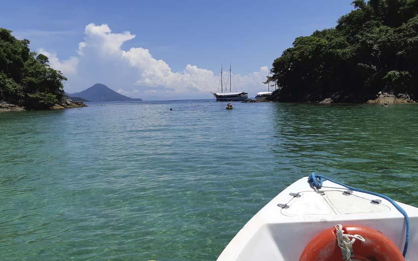La plus belle activité touristique du Brésil : Ilha Grande