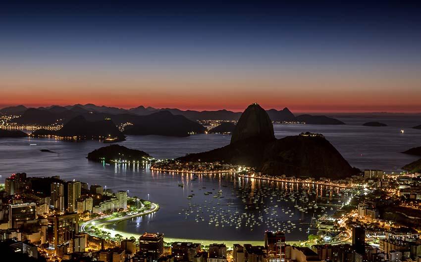Les meilleurs endroits de la vie nocturne à Rio de Janeiro