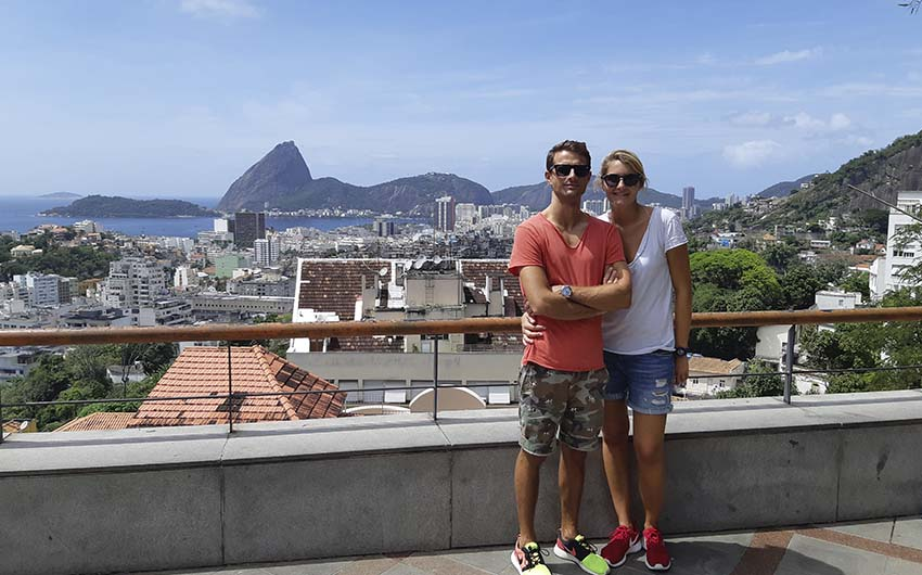 Rio de Janeiro...