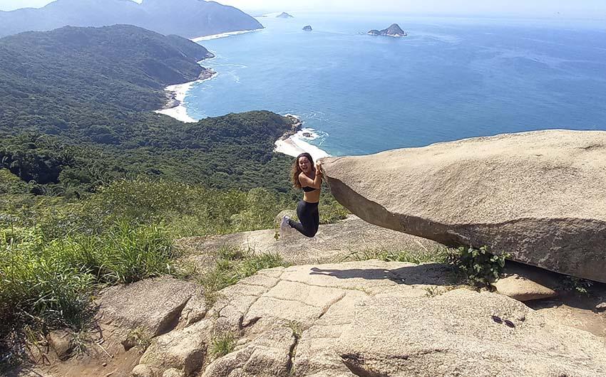 Randonnée Pedra do Telégrafo