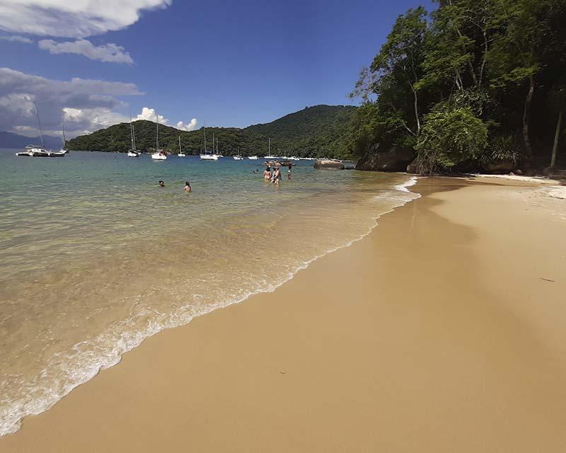 Visit to Ilha Grande