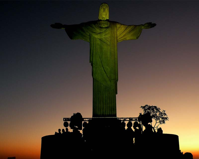 Combined Sugar Loaf & Corcovado