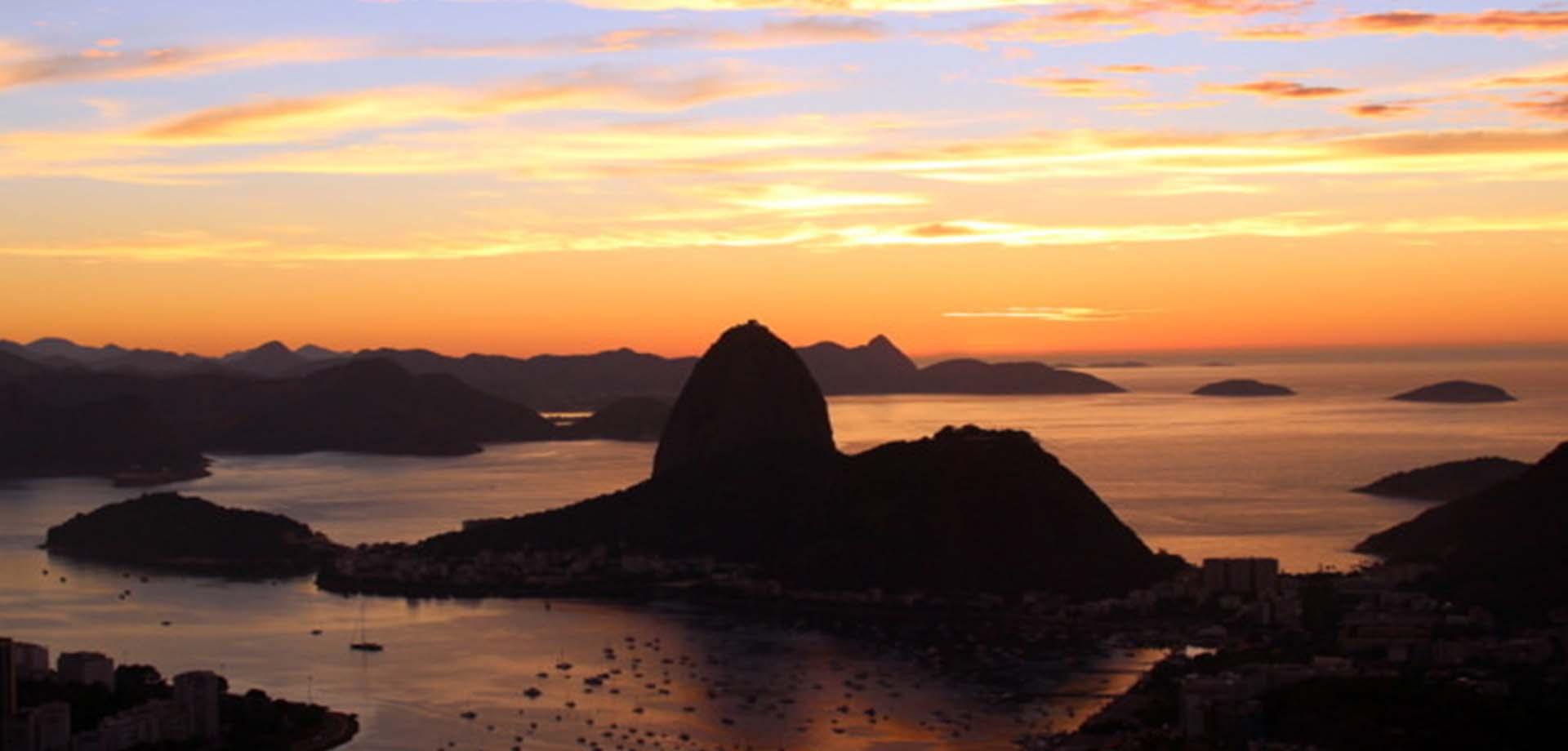 Tours and hikes Rio de Janeiro