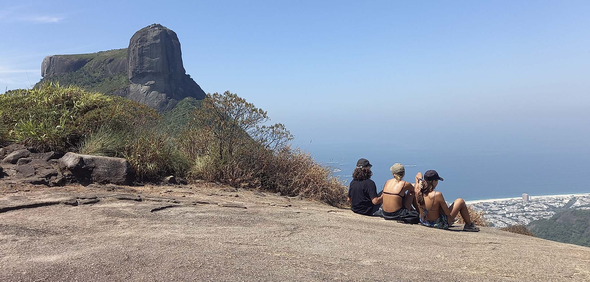 Visites à Rio de Janeiro