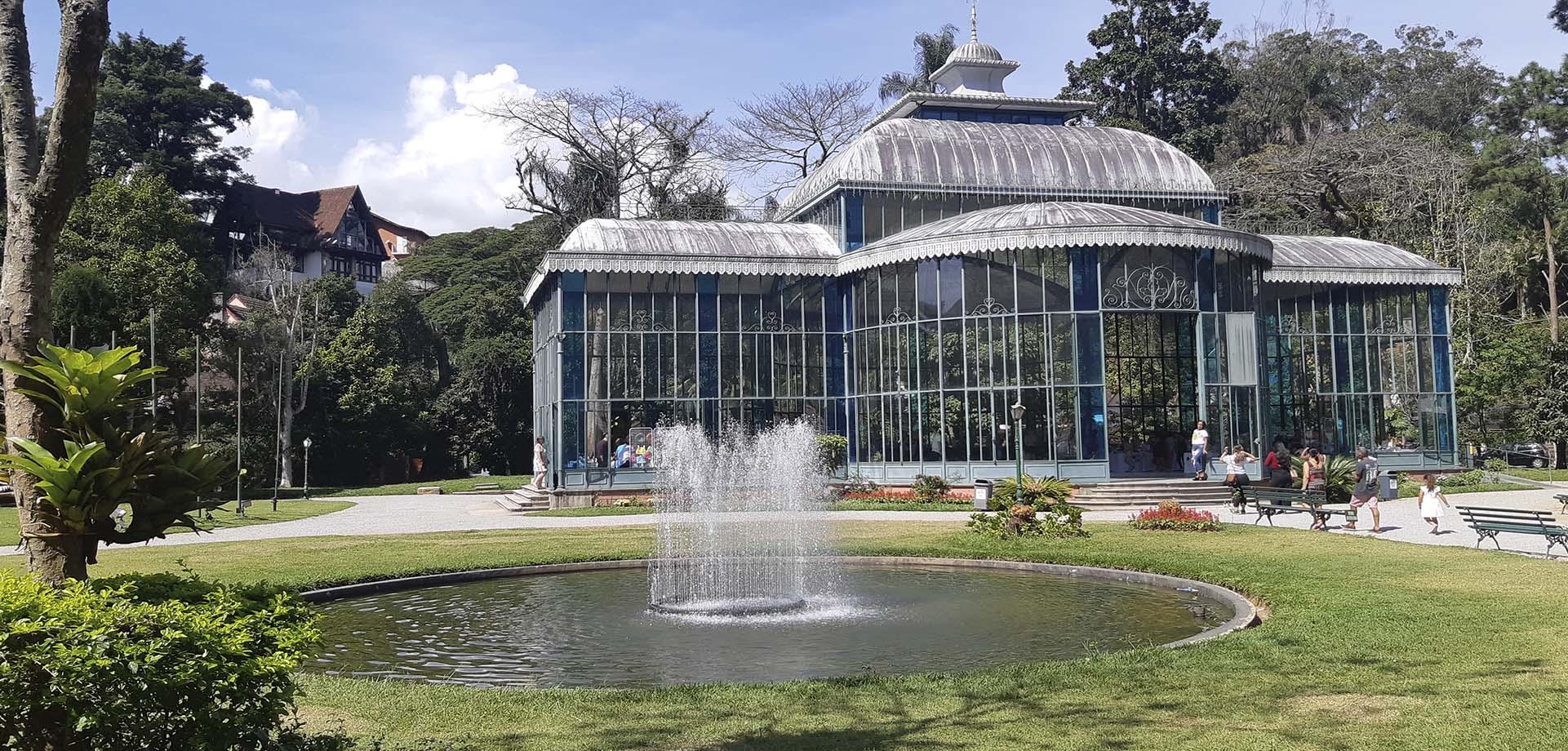 Visite à Petrópolis & Teresópolis