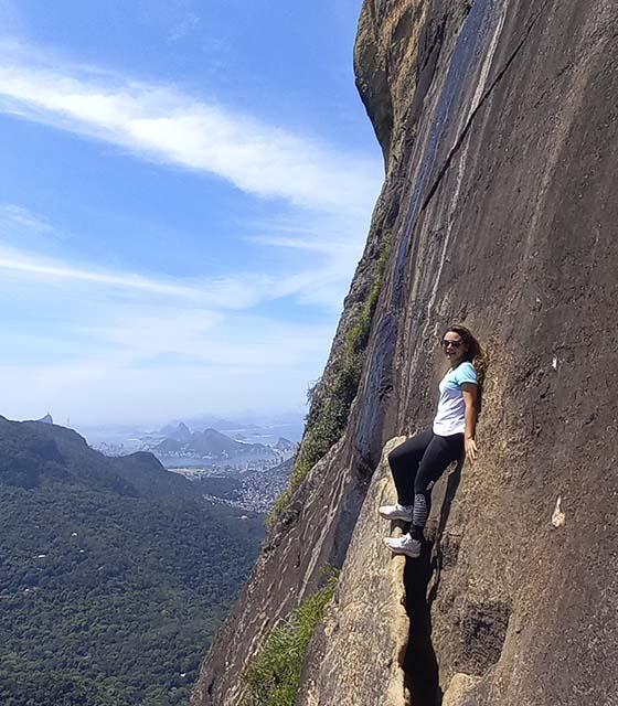 Hiking Pedra da Gávea