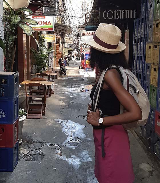 Escapade à la favela Rocinha