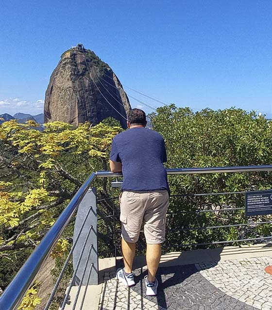 Circuit touristique Rio de Janeiro