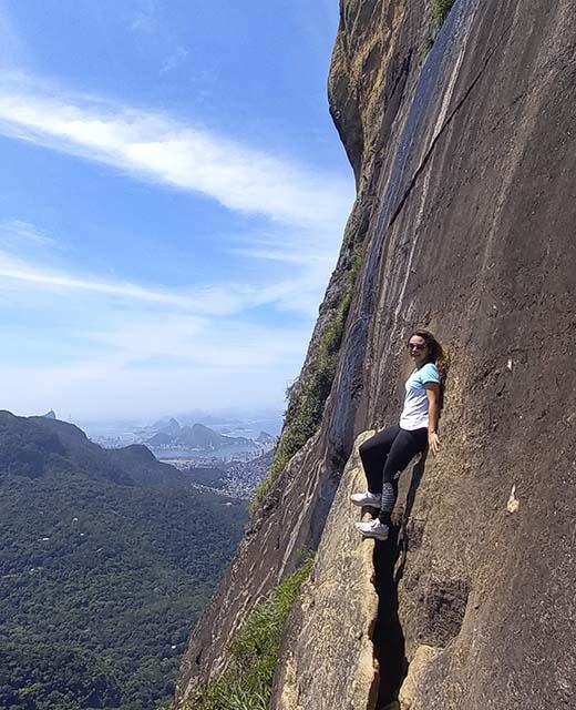 Hiking Pedra da Gavea - PNT