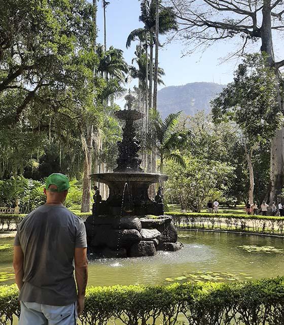 Combiné jardin Botanique + Parque Lage
